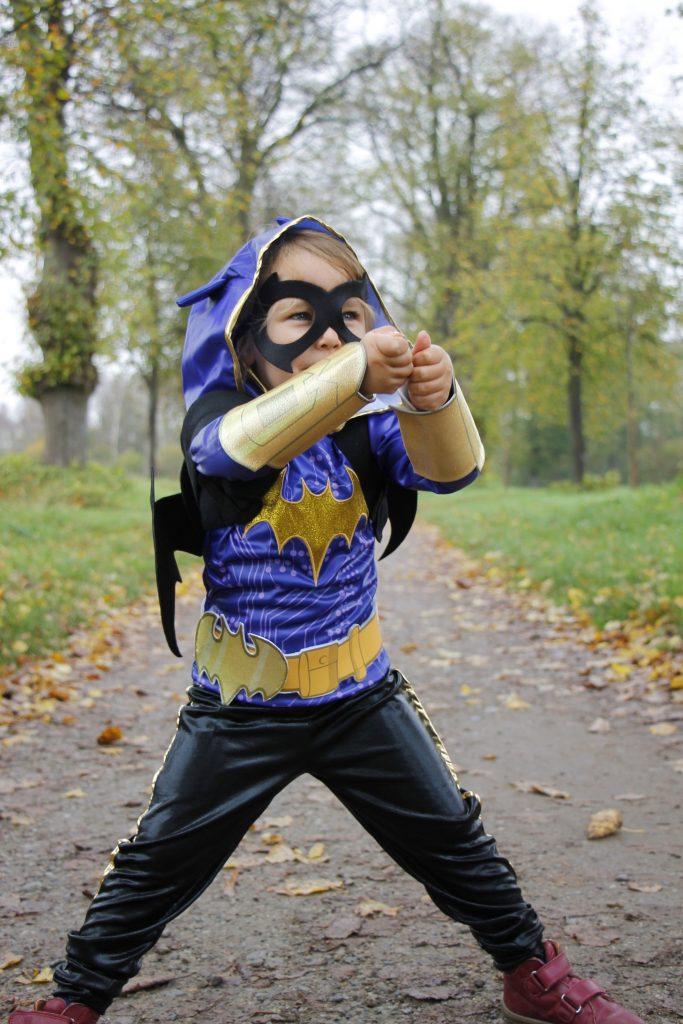 Halloween Kostüm Batgirl DC Super Hero Girls