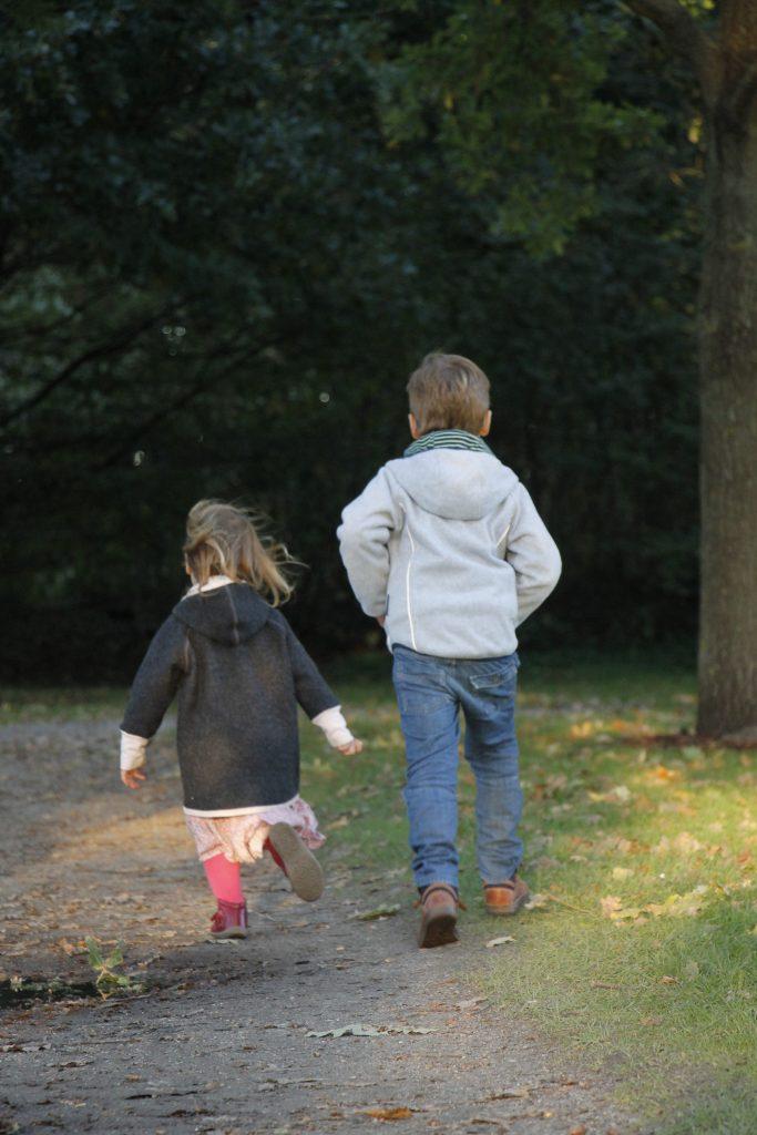 Herbstschuhe Kinder