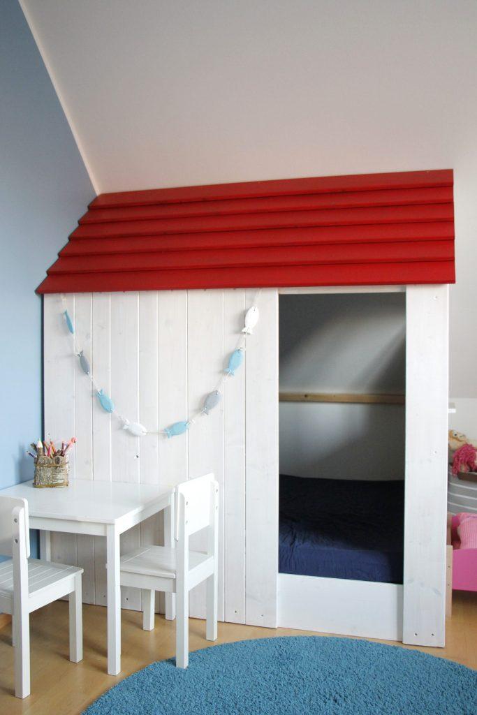 Holzhaus Kinderzimmer