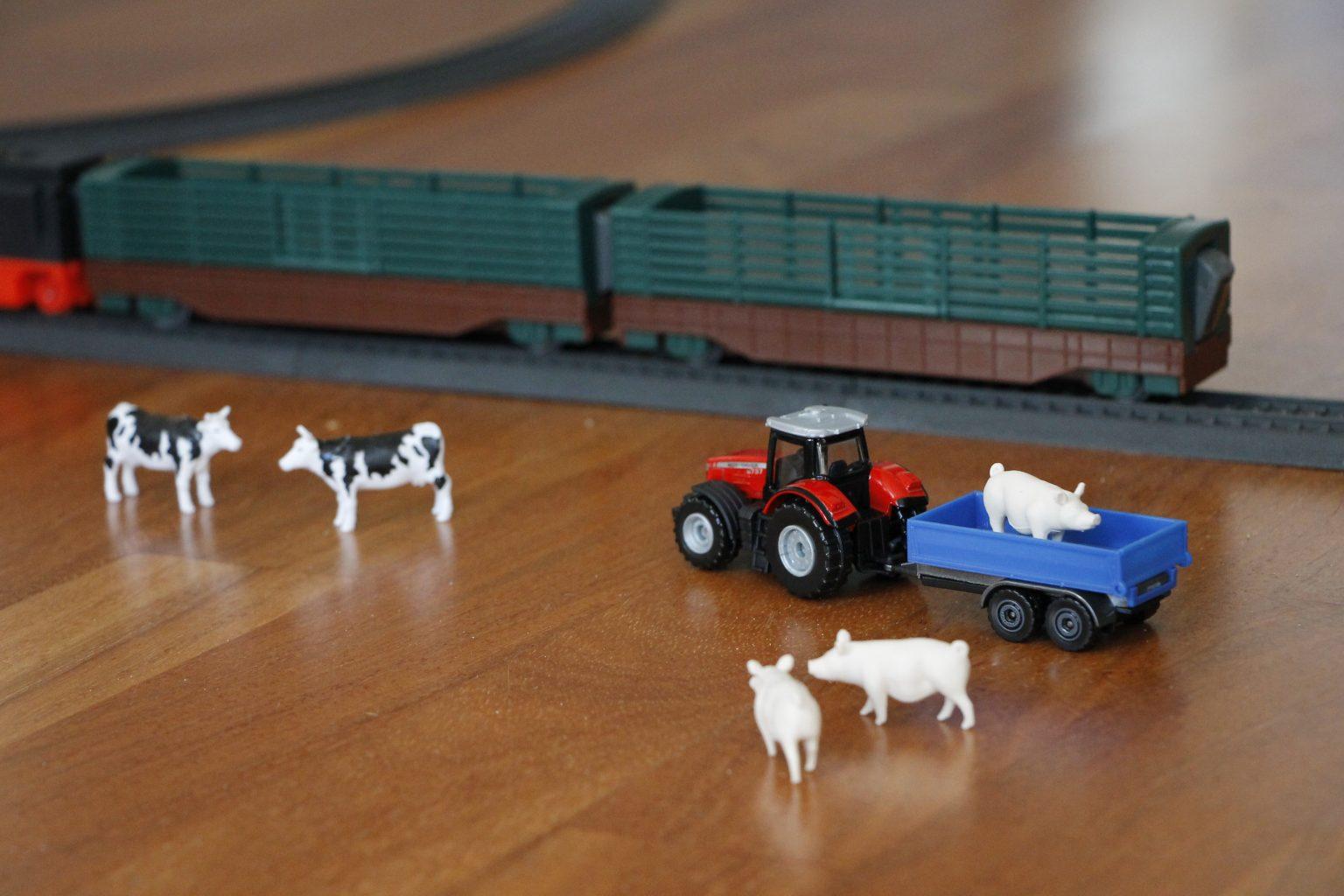 Märklin my world Startpackung Landwirtschaft