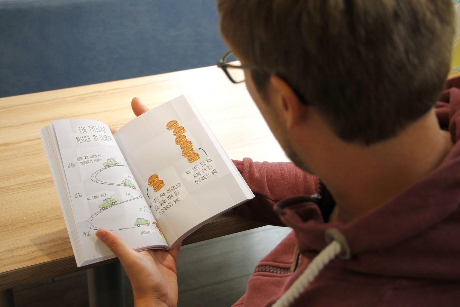 McBook Buch über McDonalds