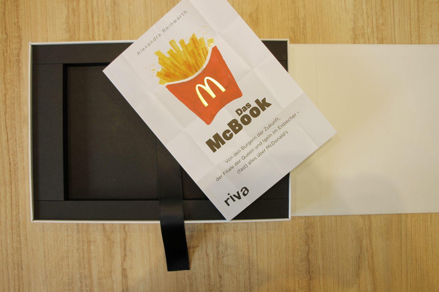 McBook McDonalds Mythen Auflösung