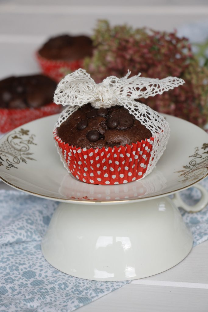 Rezept Muffin Schoko