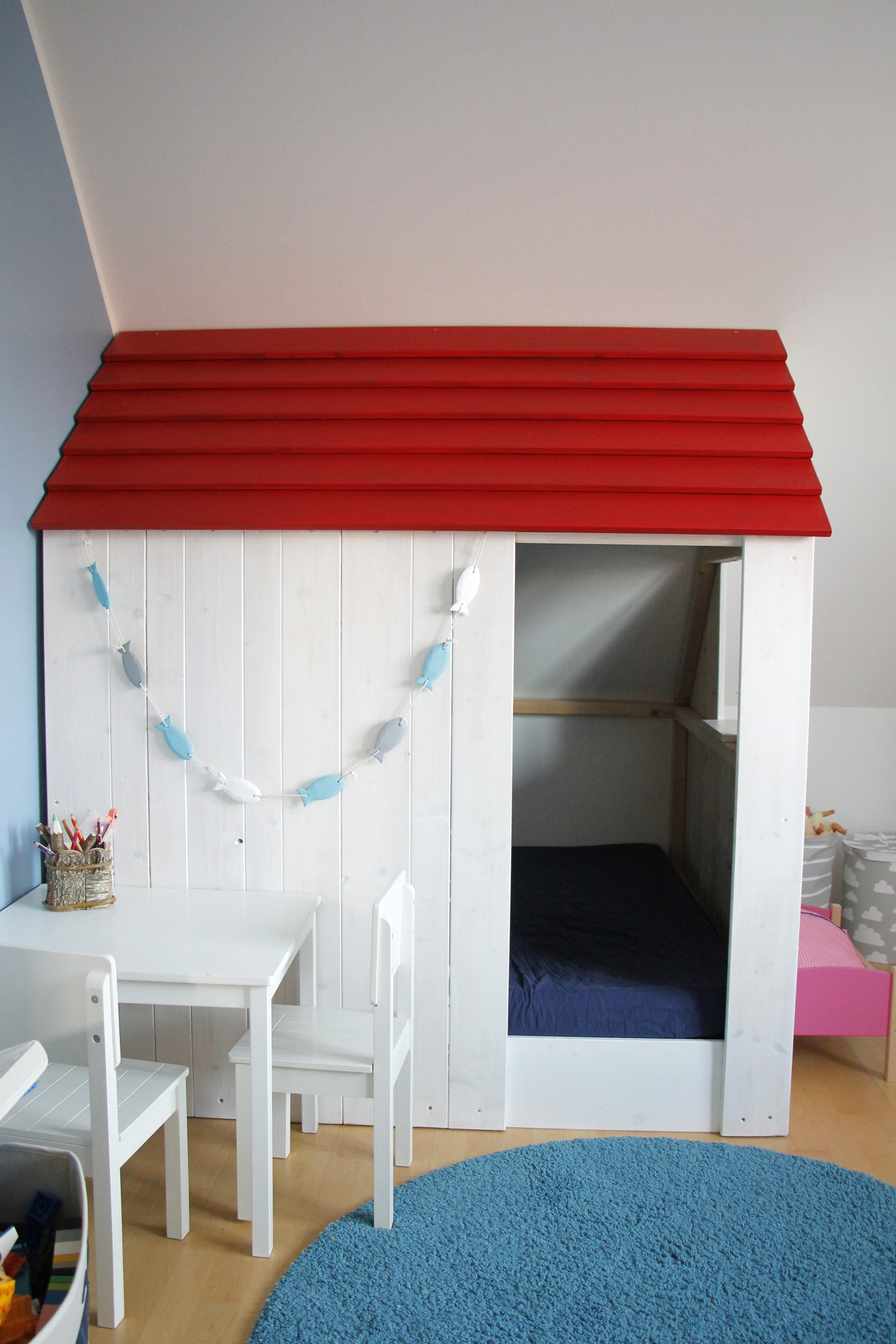 holzspielhaus kinderzimmer lavendelblog. Black Bedroom Furniture Sets. Home Design Ideas