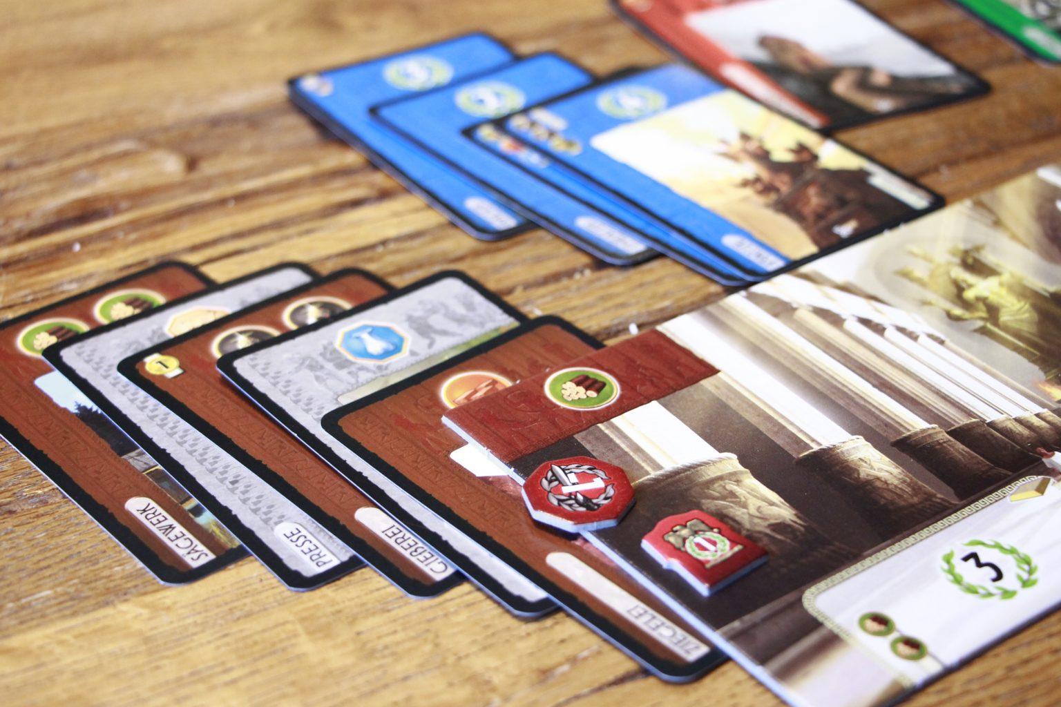 7 Wonders Asmodee Gesellschaftsspiel