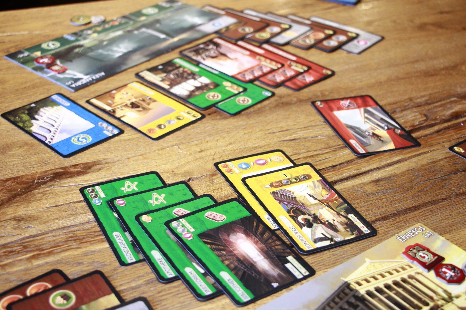 7 Wonders Asmodee Spiel