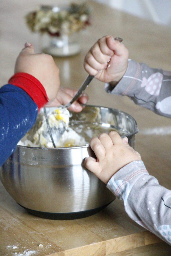 Backen mit Kindern Rezept