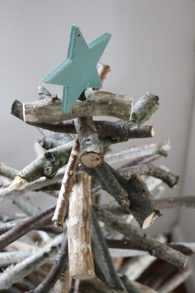 DIY Weihnachten Tannenbaum