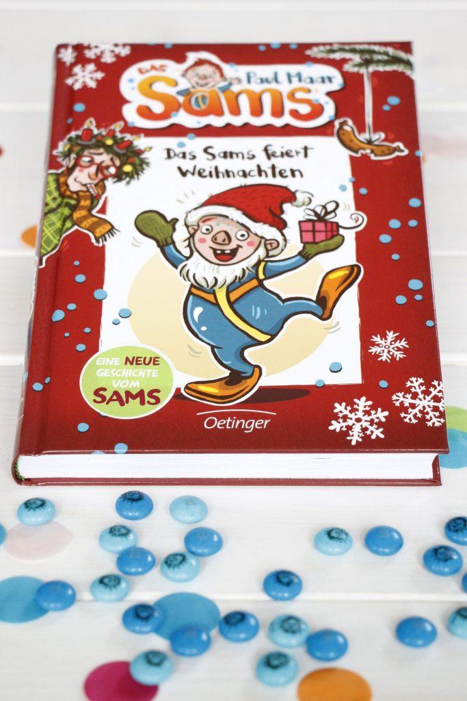 Das Sams feiert Weihnachten Rezension