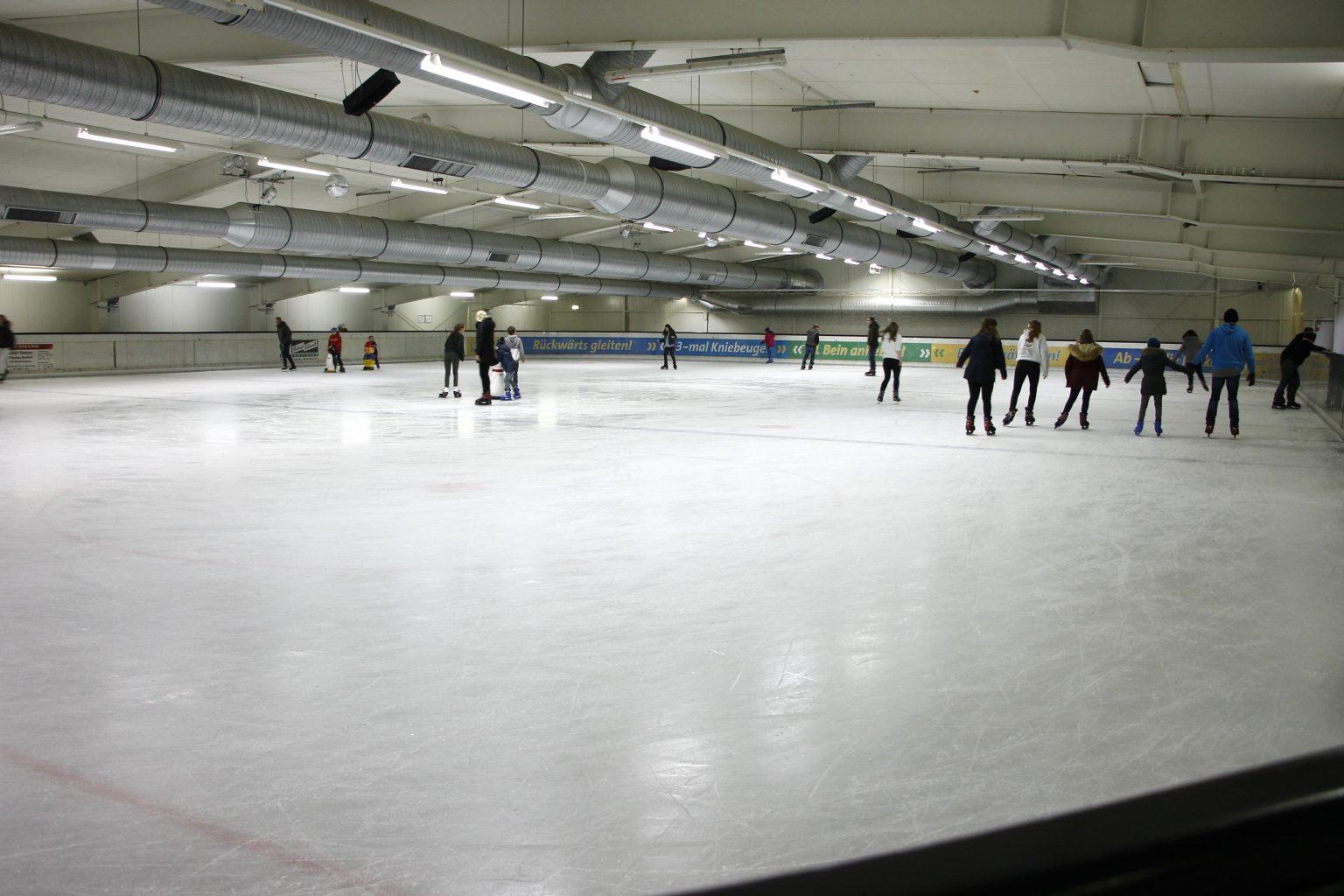 Eislaufhalle Bad Sachsa