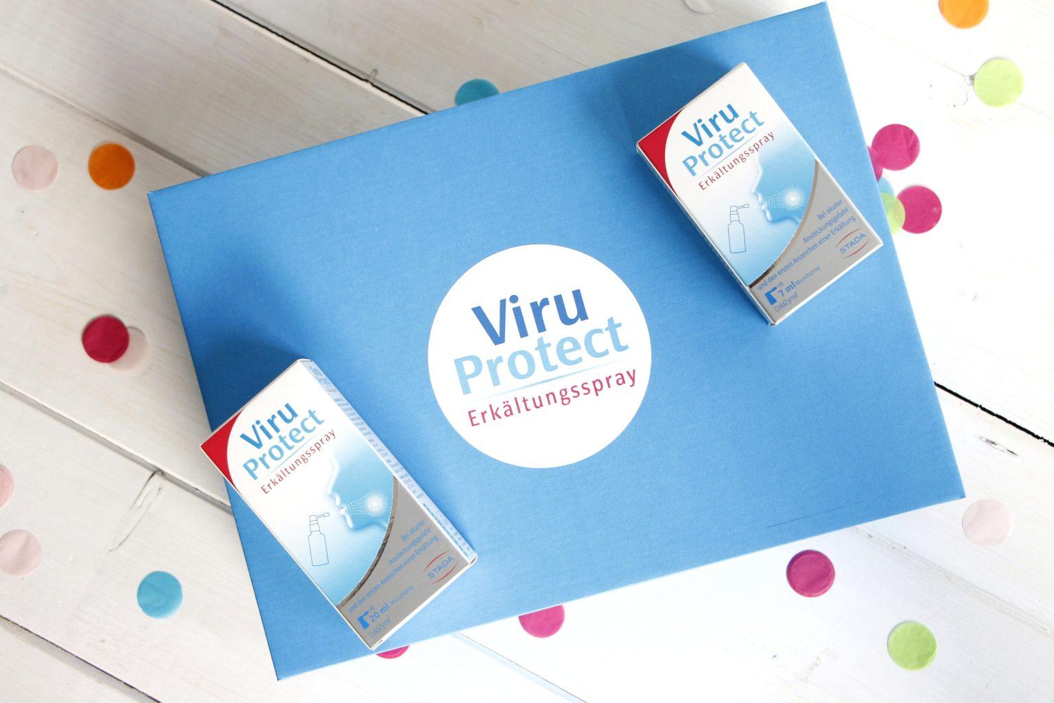 Erkältungsspray ViruProtect Erfahrungen
