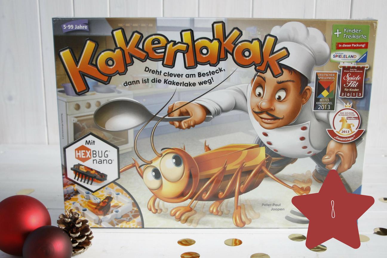 Gesellschaftsspiel Weihnachtsgeschenk Kinder