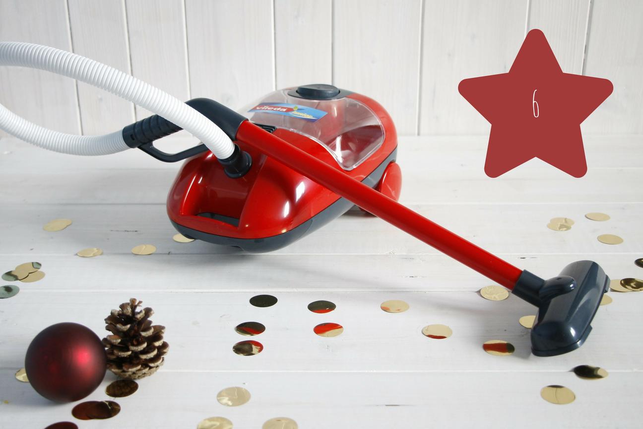 Kinderstaubsauger Weihnachtsgeschenk für Kinder