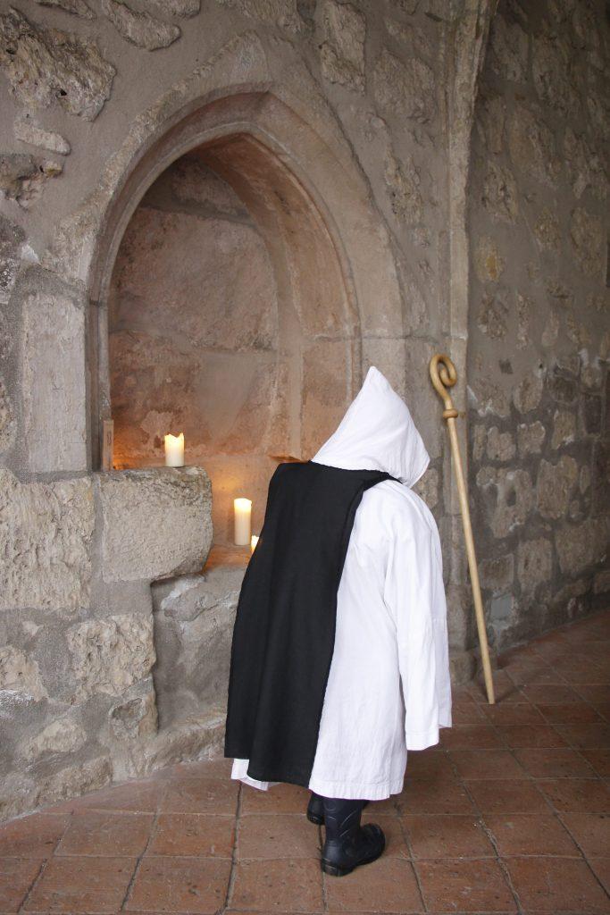 Kleine Mönche auf Zeit Kloster Walkenried