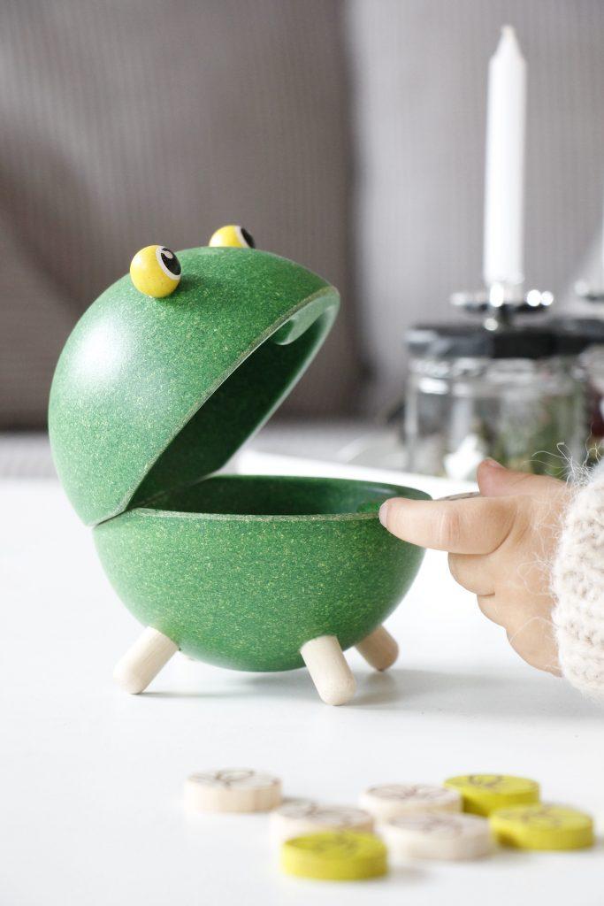 Plan Toys Frosch Spiel