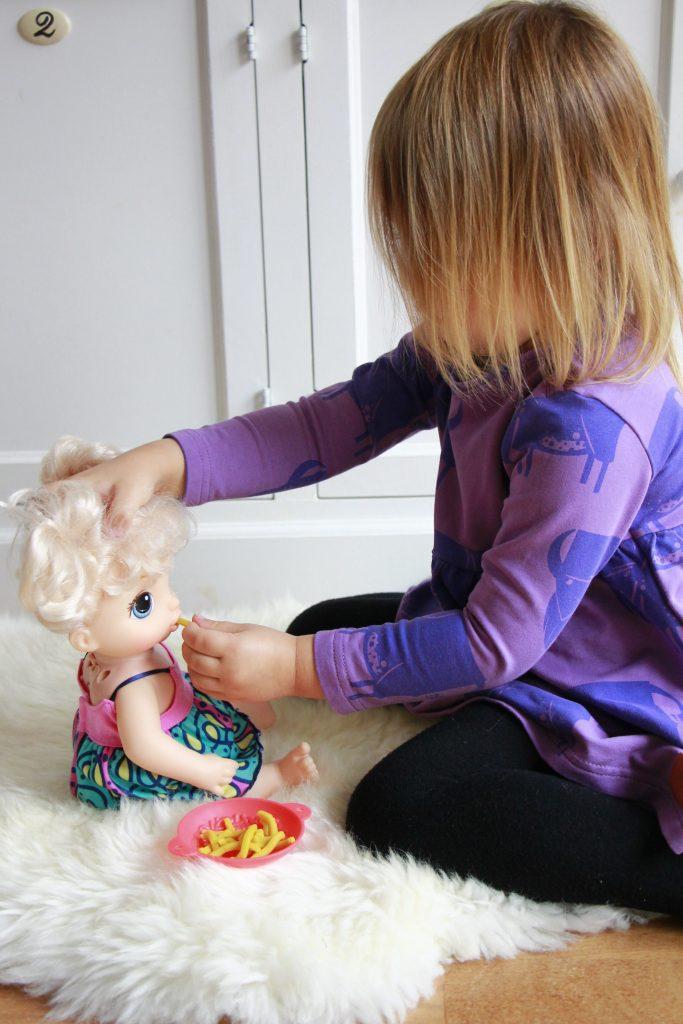 Puppe mit Sprachfunktion Hasbro