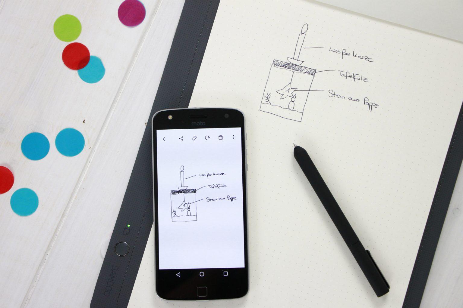 Wacom Smartpad Erfahrung