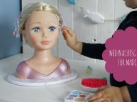 Anzeige: Weihnachtsgeschenkidee für Mädchen: Der BABY born® Sister Styling Head