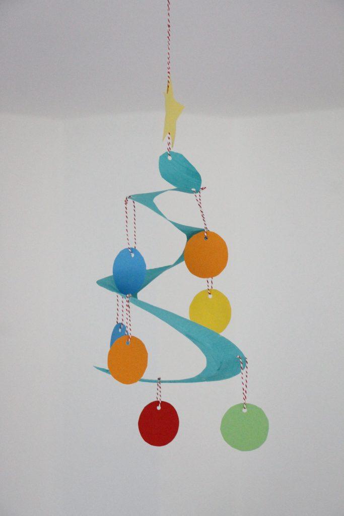 Weihnachtsgeschenk selber basteln mit Kindern