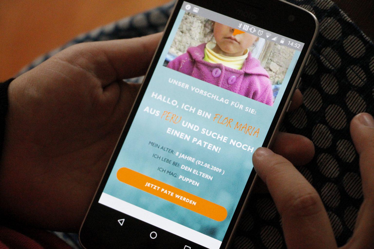 World Vision Kinderpatenschaft abschliessen