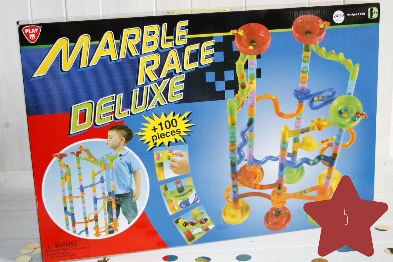 günstige Kugelbahn Weihnachtsgeschenk Kinder