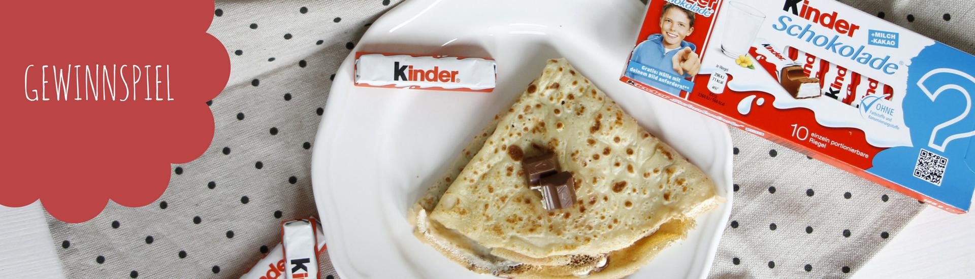 kinder Schokolade Gewinnspiel - kinder Schokolade Aktionspackung kaufen