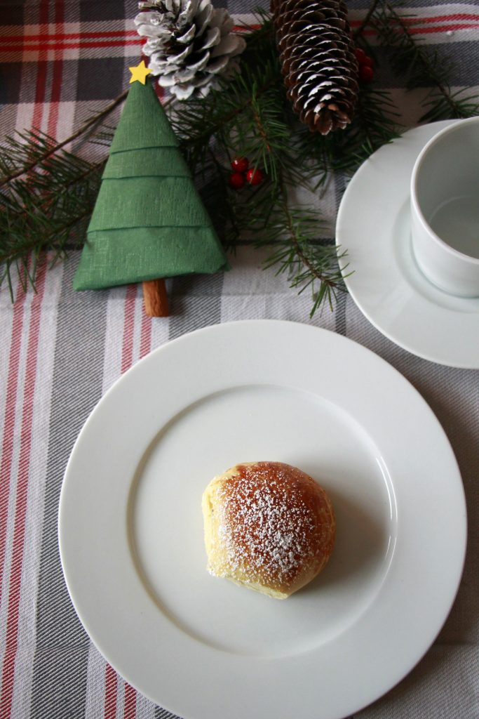 Backidee Weihnachtskaffee Erwin Müller