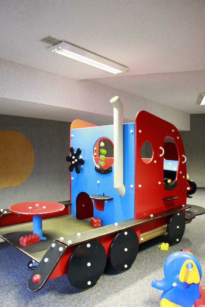 Familotel Sonnenpark Indoor-Spielplatz