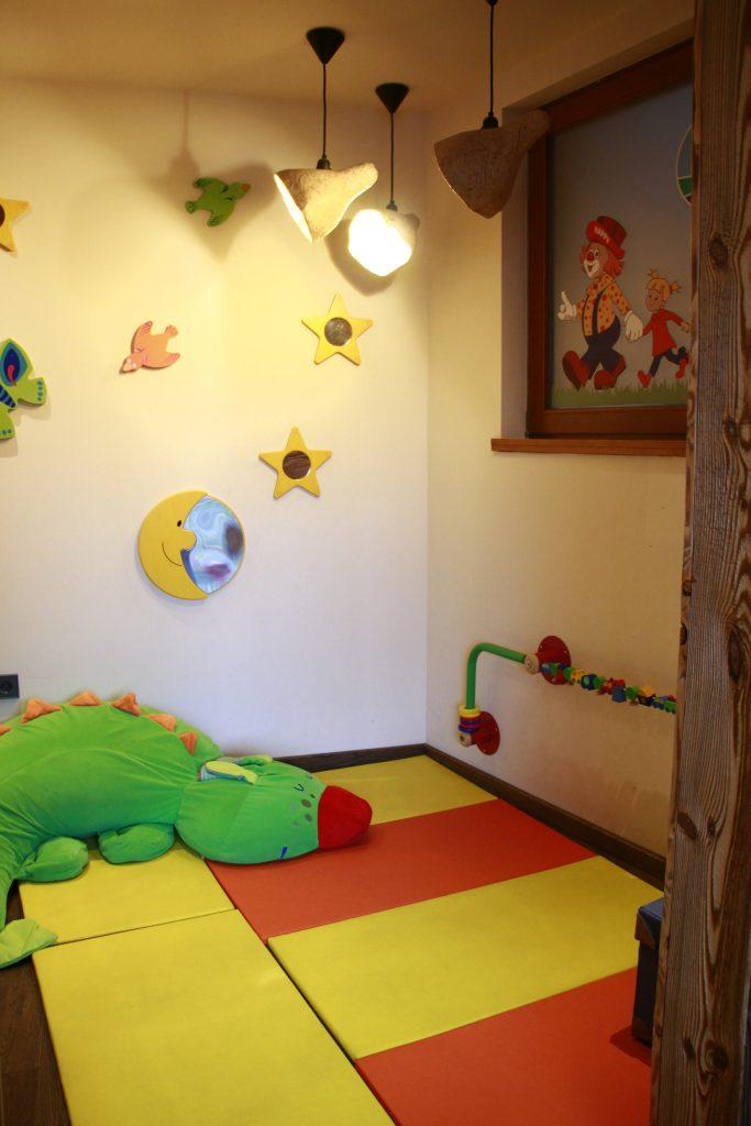 Familotel Sonnenpark Kinderbetreuung