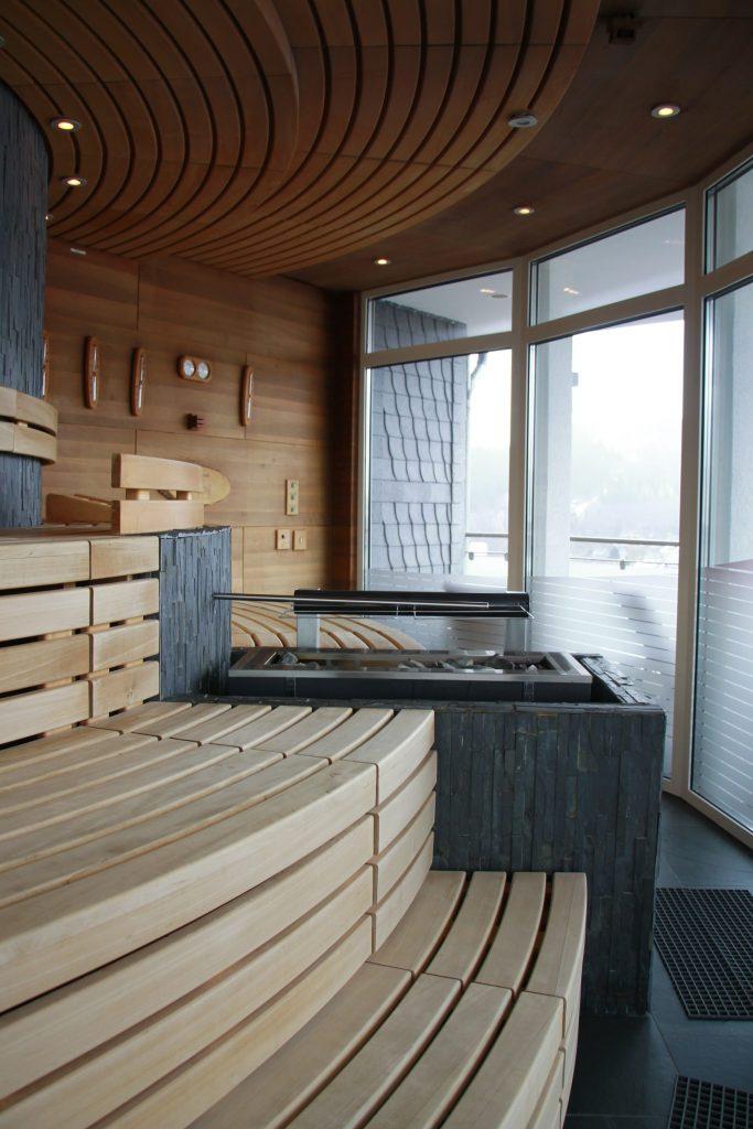 Familotel Sonnenpark Sauna