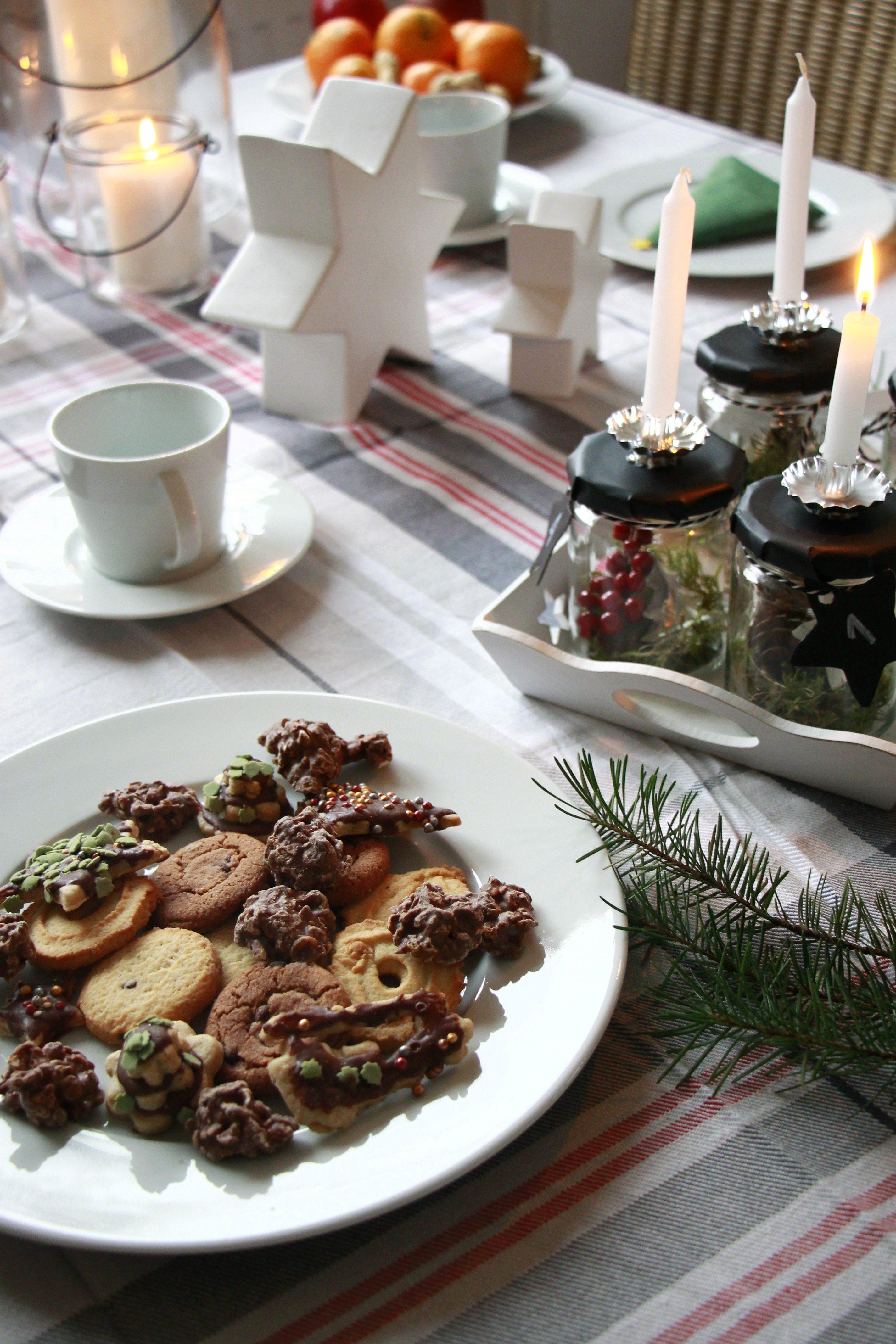 servietten falten weihnachtsbaum lavendelblog. Black Bedroom Furniture Sets. Home Design Ideas