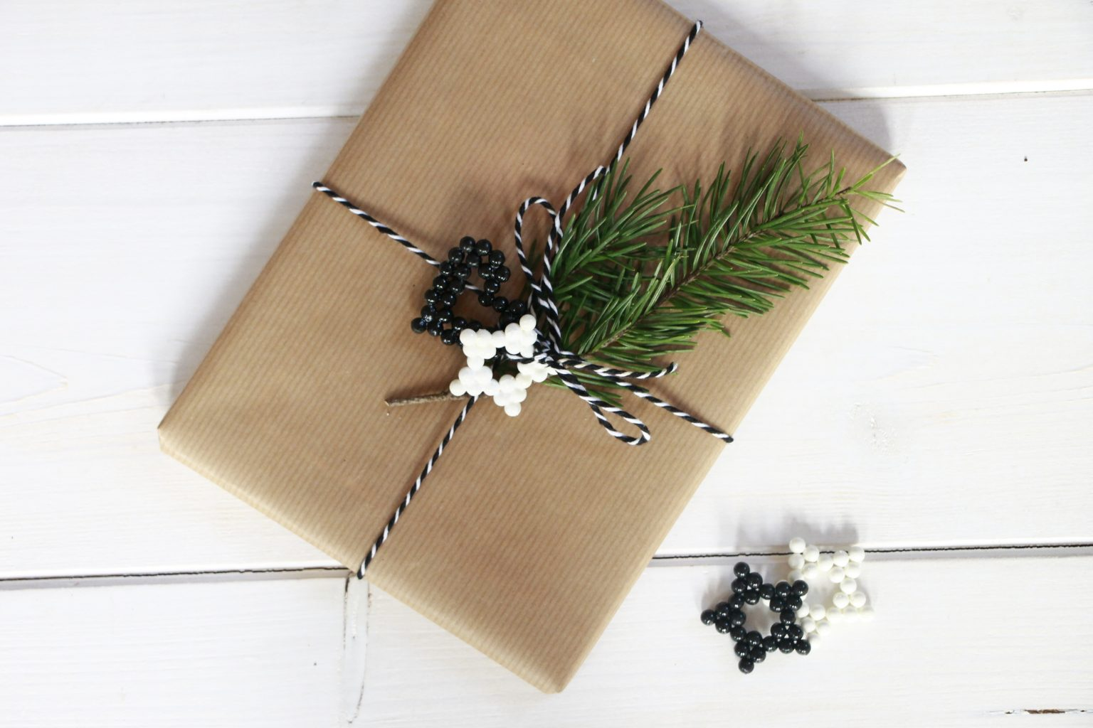Geschenke kreativ verpacken Ideen