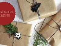 Weihnachtsgeschenke verpacken: Ideen mit Aquabeads