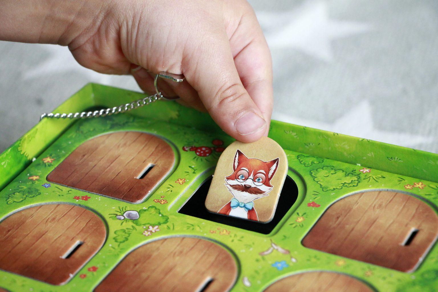 Geschenkidee Weihnachten Gesellschaftsspiel für Kinder