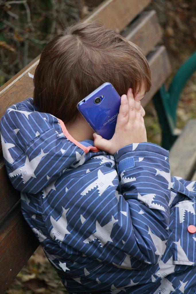 Handy für Kinder Clemphone