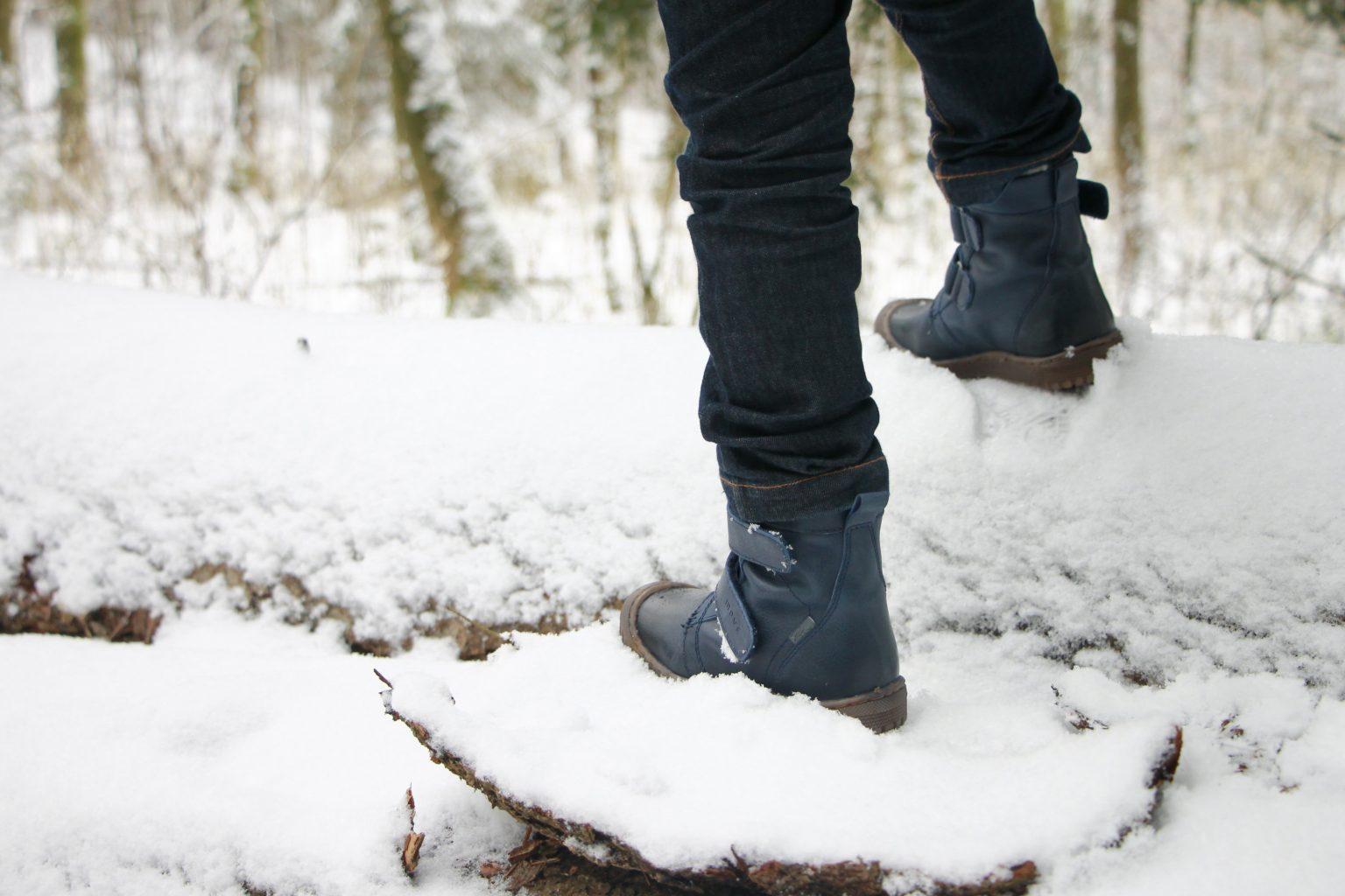 Move Winterstiefel Jungen