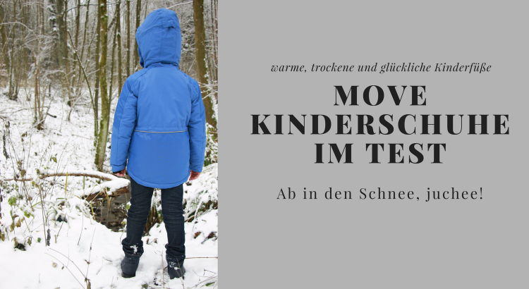Move by Melton Kinderschuhe Test