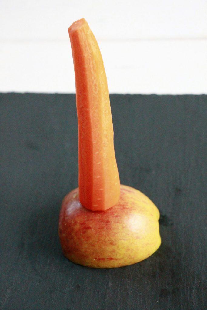 Obst-Tannenbaum Rezept