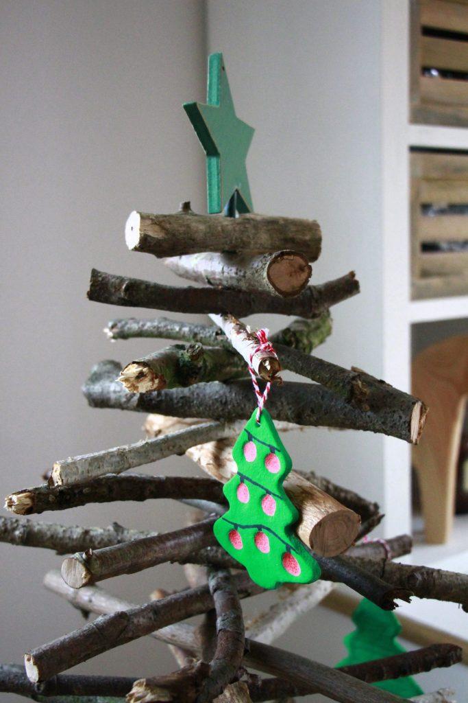 Salzteig Weihnachtsbaumschmuck