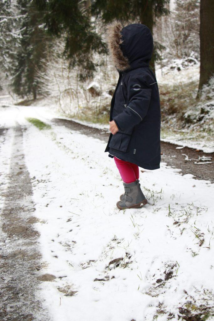 Winterschuhe Leder Kinder