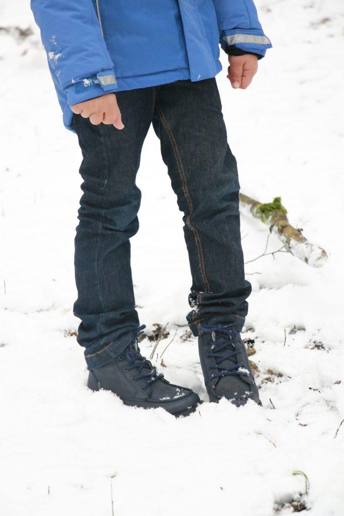 Winterstiefel Jungen