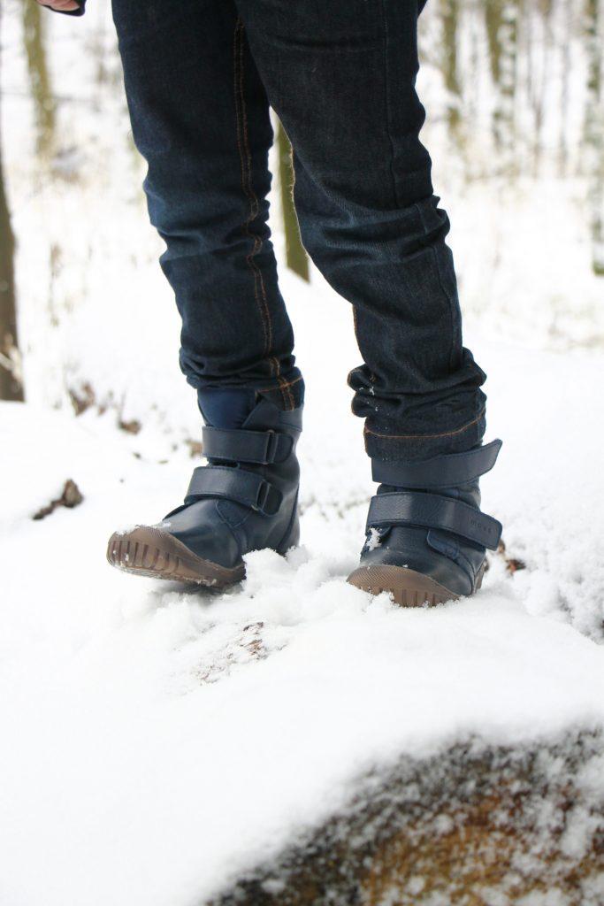 dänische Winterstiefel Kinder
