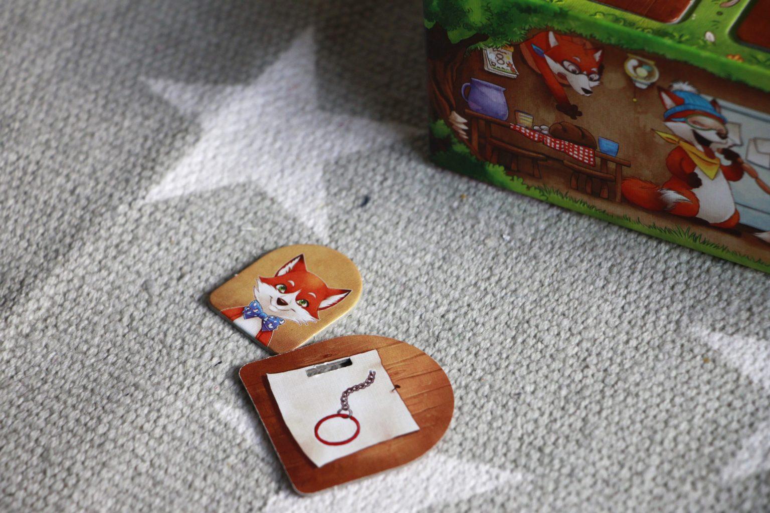 spannendes Brettspiel für Kinder
