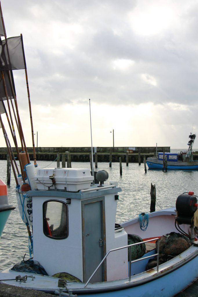 Fischerboot Hesnæs