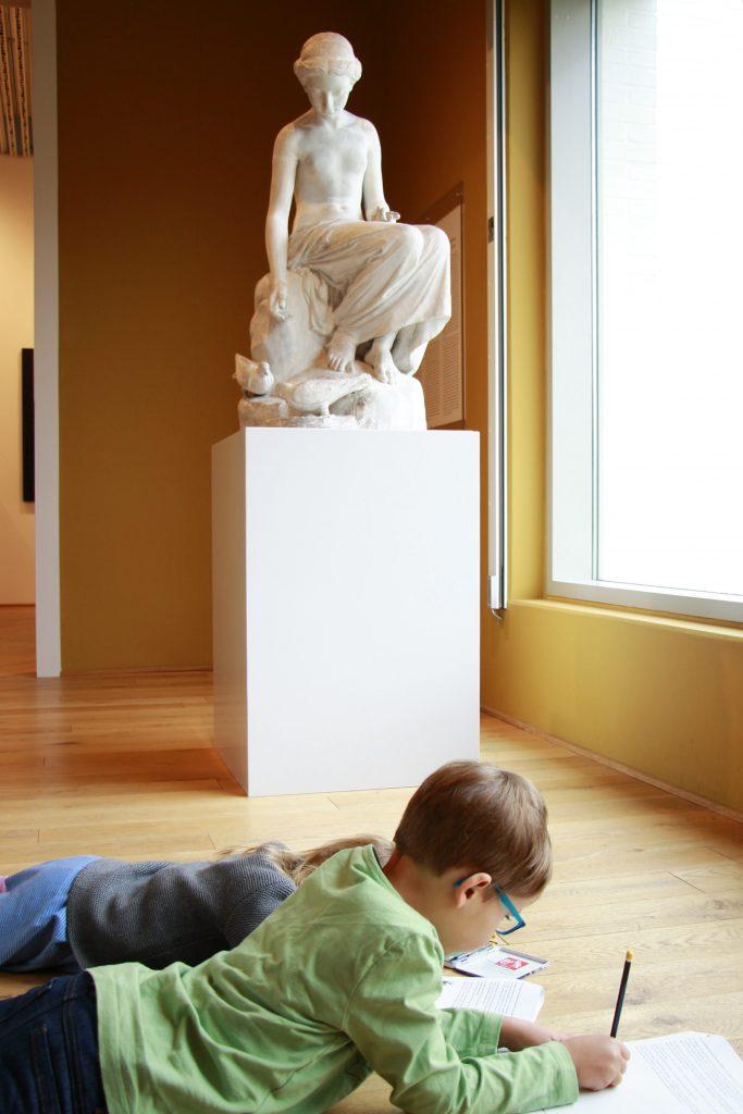 Fuglsang Kunstmuseum mit Kindern