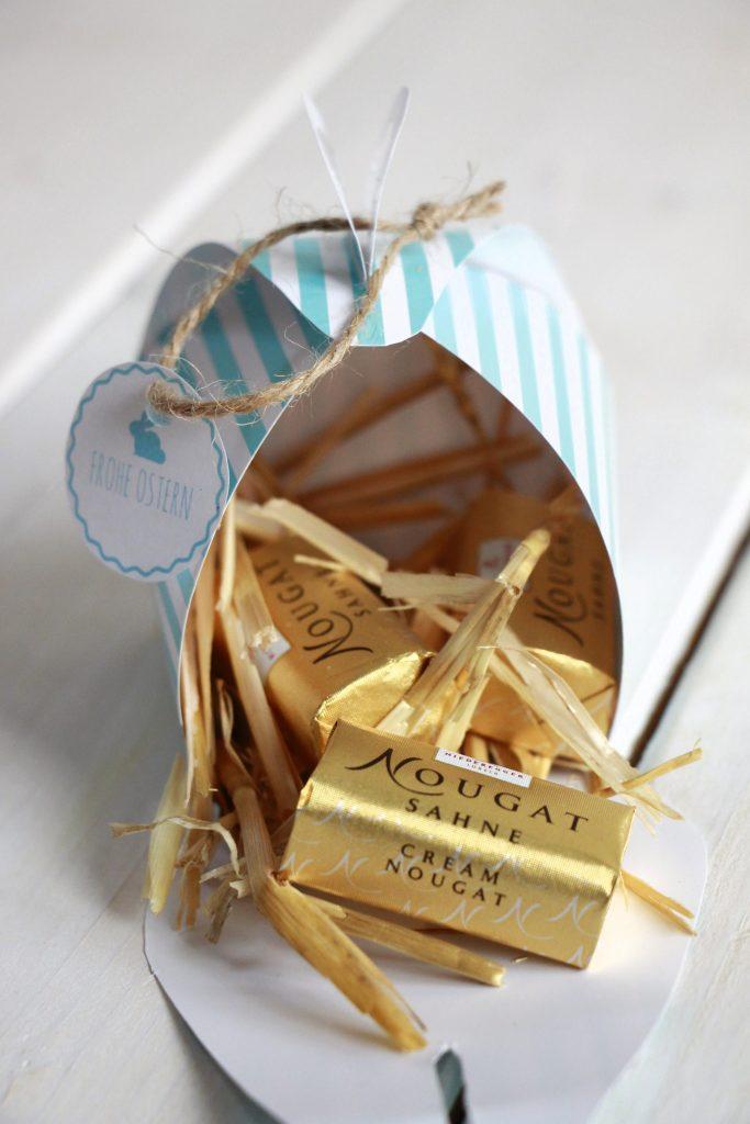 Geschenkbox Ostern