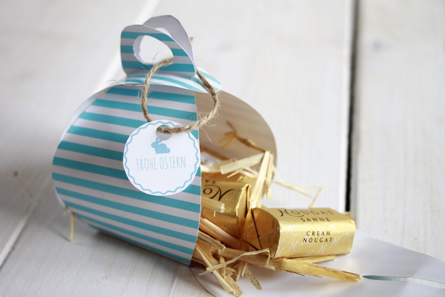 Geschenkschachtel Freebie