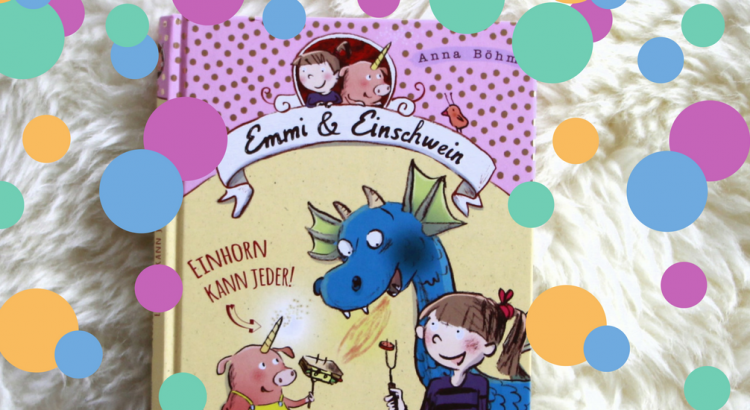 Gewinnspiel Oetinger Emmi & Einschwein Kinderbuch