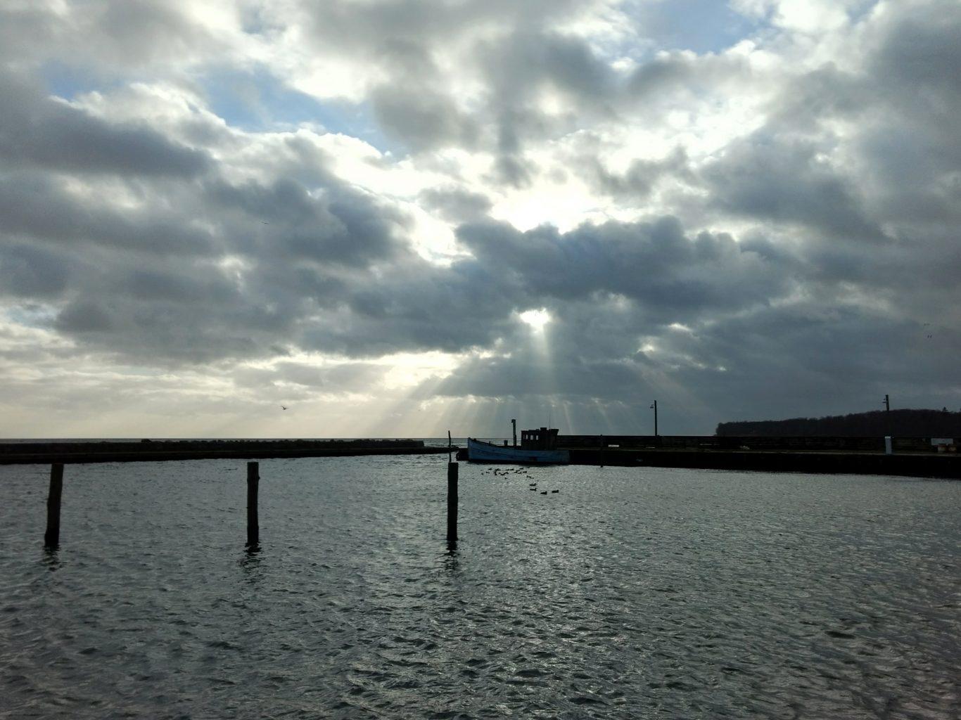 Hesnæs Hafen