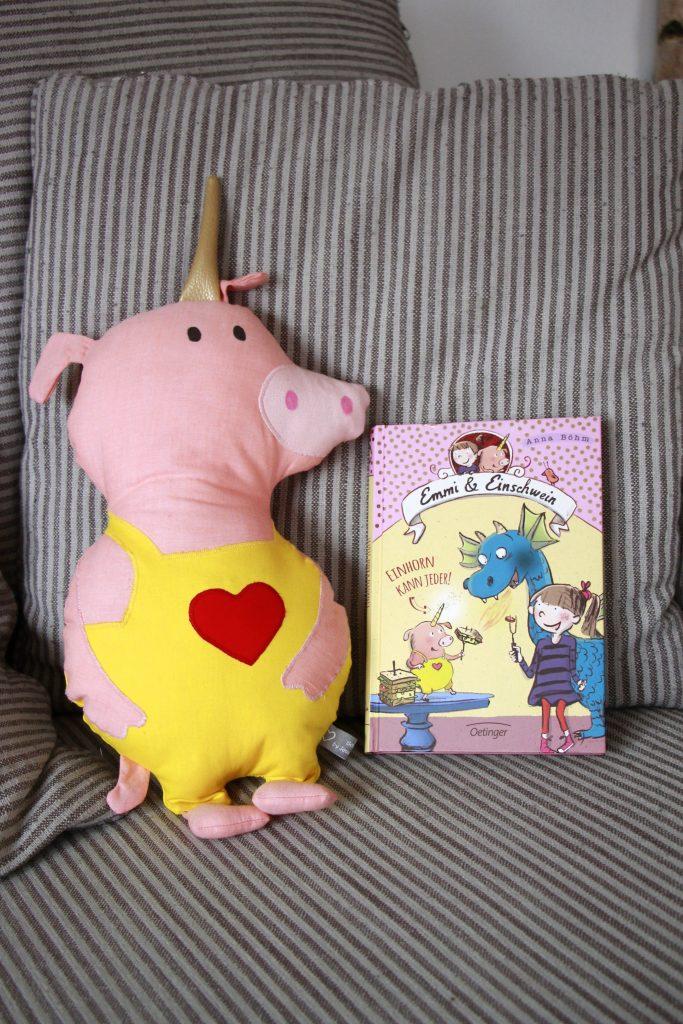 Kinderbuch Emmi & Einschwein Oetinger